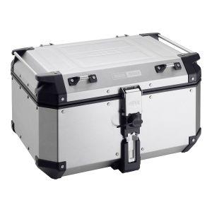 GIVI Trekker 鋁箱 58L (銀)